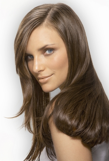 Cool Ash Brown Hair Color